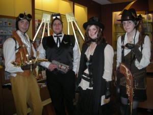 Steamcon 09: More Airship Pirates!